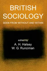 British Sociology Seen from Without and Within