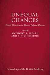 Unequal ChancesEthnic Minorities in Western Labour Markets